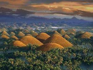 Chocolate Hills (Philippines)