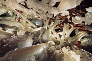 Crystal Cave of the Giants (Meksiko)