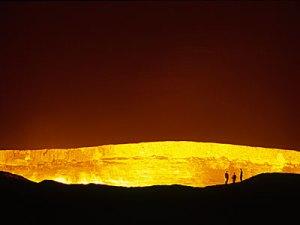 Hell Gate (Turkmenistan)