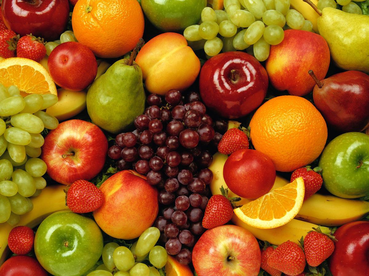 Jenis sayuran dan buah-buahan yang dikonsumsi menentukan keberhasilan ...
