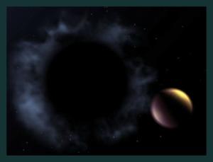 lubang hitam diangkasa