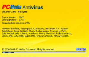 pcmedia antivirus 4.6